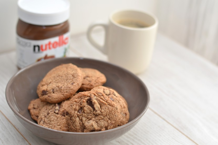 Photo Cookies au Nutella