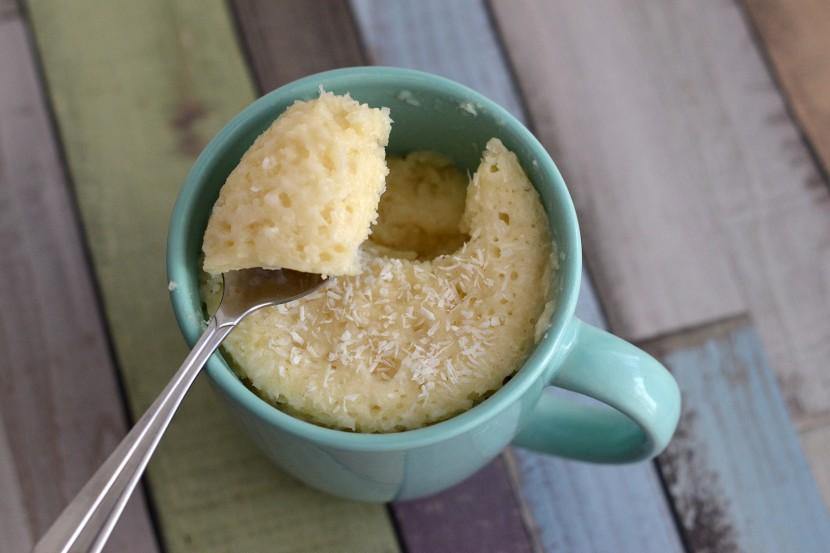 Mug Cake Fromage Blanc