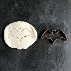 Bat cookie cutter
