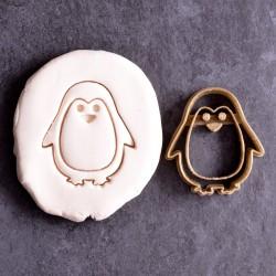 Emporte-pièce Pingouin