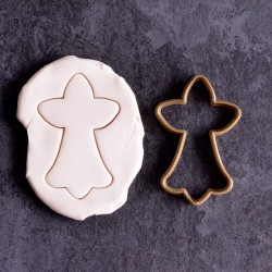 Hermine contour cookie cutter