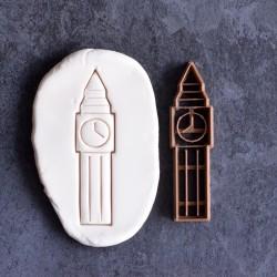 Big Ben Cookie Cutter - Souvenir from England - London cookie cutter