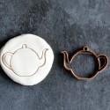 Tea Pot cookie cutter