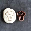 Chief Hat cookie cutter