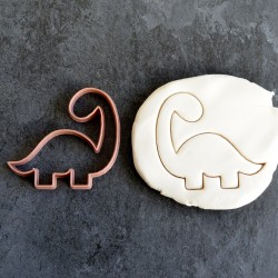 Emporte-pièce Dinosaure - Diplodocus
