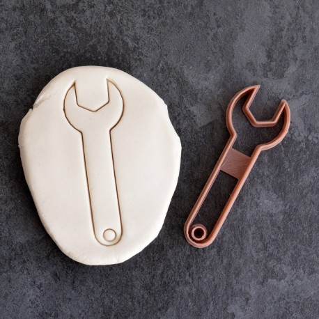 Tool Key cookie cutter