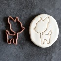 Deer cookie cutter