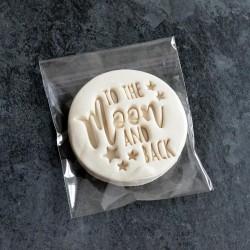 Sachets pour biscuits et confiserie - Transparents