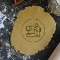 Sewing Machine cookie cutter