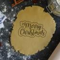 Emporte-pièce Merry Christmas