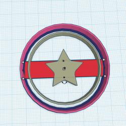 Emporte-pièce Cercle et Étoile