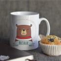 Custom Bear Mug