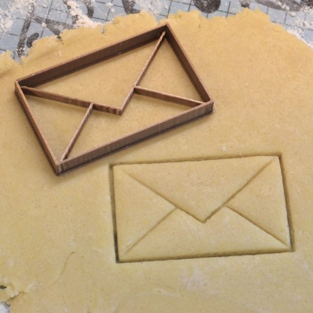 Enveloppe cookie cutter