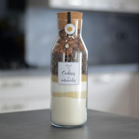 Préparation pour Cookies aux amandes - Bouteille