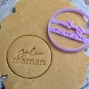 Jolie Maman cookie cutter