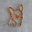 Corgi cookie cutter - Dog