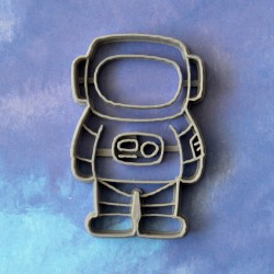 Emporte-pièce Astronaute - Cosmonaute