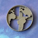Earth Cookie Cutter