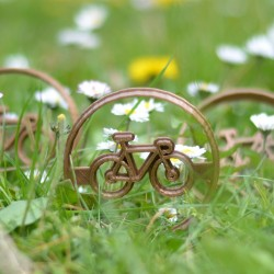 Bike cookie cutter