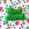 Sweet dreams Cookie Stamp