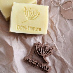 Tampon à biscuit Pissenlit Nature - Dandelion