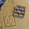 Brick Cookie Cutter