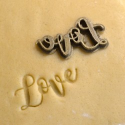 Love Cookie Stamp V2