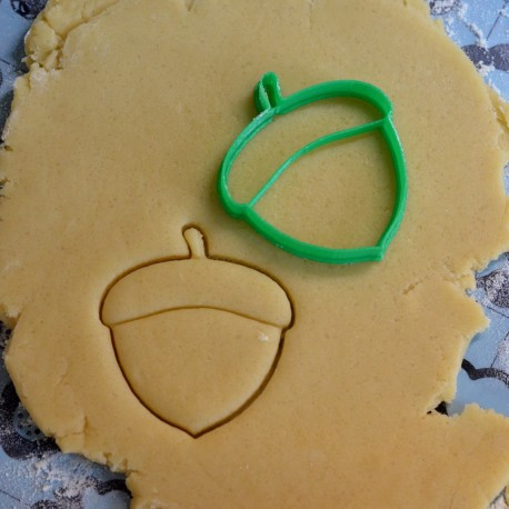 Glans cookie cutter