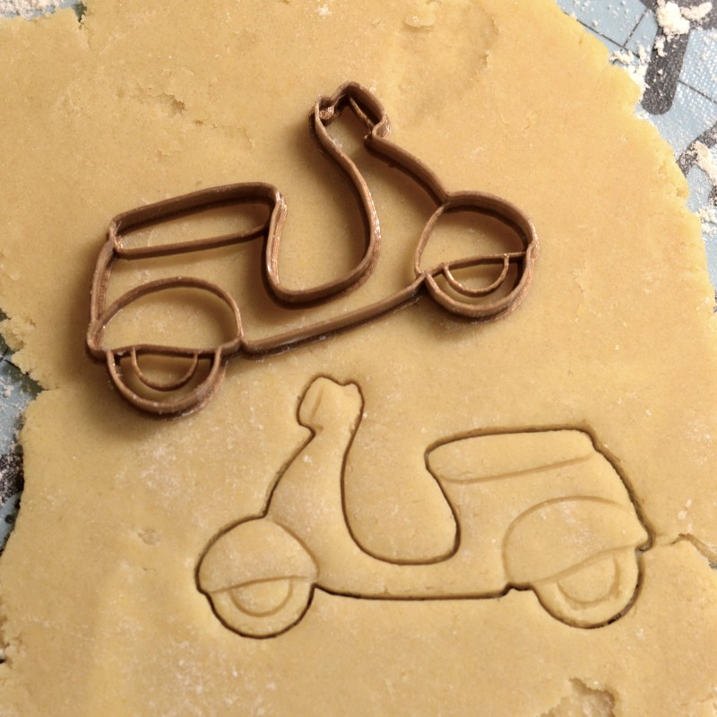 Scooter Cookie Cutter