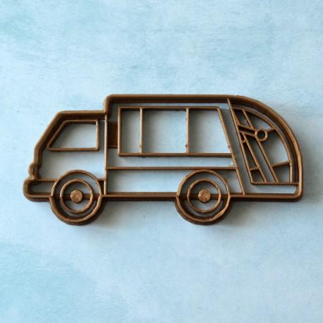 Emporte-pièce Camion Poubelle