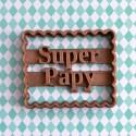Emporte-pièce Petit Beurre Super Papy