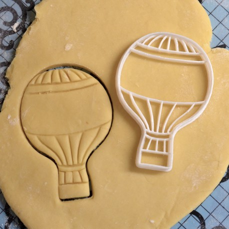 AirBalloon Cookie cutter