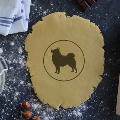 schipperke cookie cutter - Dog