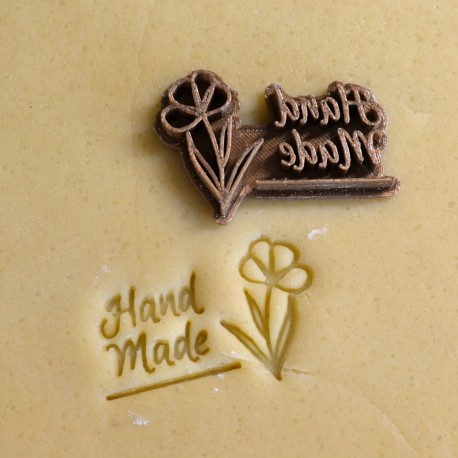 Hand Made Cookie stamp - Flower