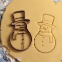 Emporte-pièce Bonhomme de neige