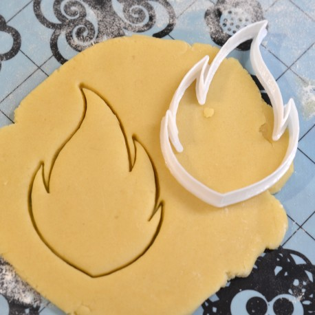 Paw Patrol Fire Cookie Cutter