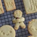 Gingerbread Man cookie cutter Almond holder