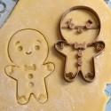 Gingerbread Man cookie cutter Boy