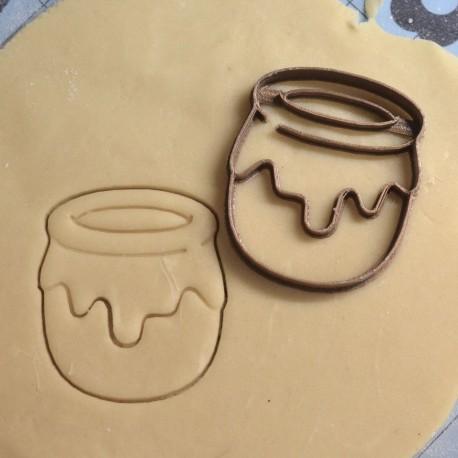Honey Pot cookie cutter