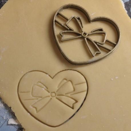 heart box cookie cutter