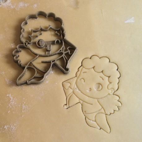 Cupid cookie cutter - Arrow