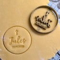 custom cross cookie cutter Name - Personalized