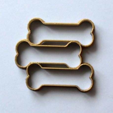 Bones cookie cutter