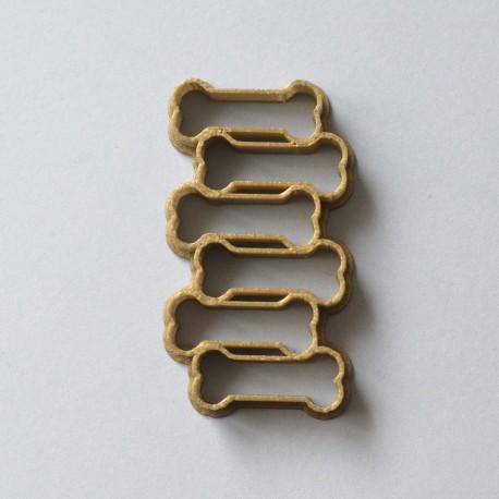 Emporte-pièces Os x6