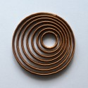Rounded shape cookie cutter