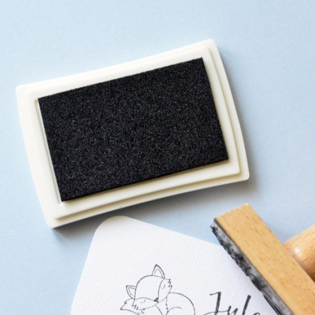 Ink pad for stamp