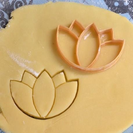 Emporte-pièce Fleur de Lotus