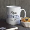 Mug Papa Chéri