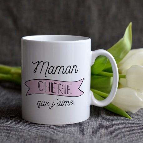 Papa Chéri Mug - Father's day Mug - father's day gift