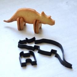Emporte-pièce Dinosaure 3D